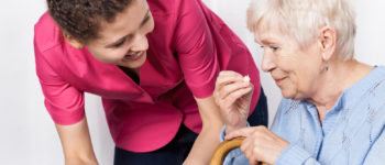 Home care service for the elderly